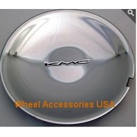 KMC Chrome Snap In Center Cap for KM240 Unit Wheels P/N 1001453