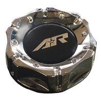 American Racing Chrome Custom Wheel Center Cap Top PN# 1425000011 1425006018