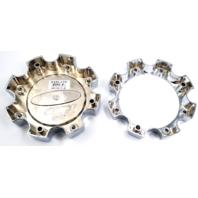 Moto Metal Chrome Red Logo 8Lug Center Cap for MO955/956 Wheels P/N 845L170