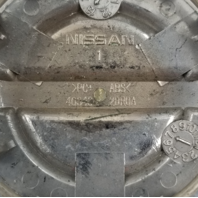 97-17 OEM Nissan Altima Maxima Murano Sentra Versa Cube Juke Chrome Center Cap