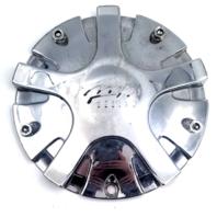 MB Wheels Design Sparks Chrome Bolt On Wheel Center Cap P/N: SC090