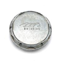 "MB Motoring Wheel Center Hub Cap 4"" Diameter Chrome Snap In 2131607 032131440-N"