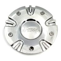Fierro Chrome Bolt On Wheel Center Cap P/N: N071-2295-CAP
