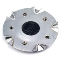 Status Alloy Chrome Bolt-On Wheel Center Cap P/N: C515302CAP-S802