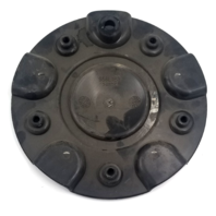 STARR Alloy Flat Black Bolt-On 958 Dominator Wheel Center Cap P/N: 958L163