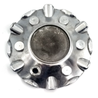 MKW Aftermarket Chrome Bolt-On Wheel Center Cap P/N: MK-45