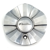 Panther Chrome Bolt On Wheel Center Cap P/N: PCW-22