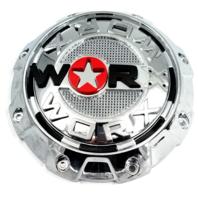 WORX by Ultra Chrome Bolt On 8Lug Wheel Center Cap P/N: WRX-8856L