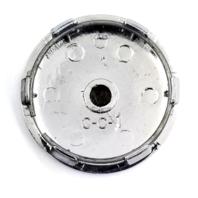 "DRW Wheels Chrome Snap In 2.25"" Dia Wheel Center Cap P/N: CAP844-S"