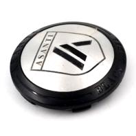 Asanti Satin Black Snap In Wheel Center Cap P/N: T128K81-H9-S1