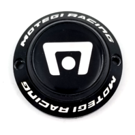 Motegi Racing Gloss Black Bolt-On Center Cap MR131 MR126 MR125 P/N MRC65S1S1W