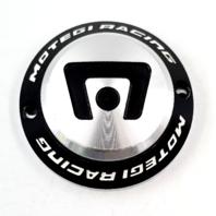 Motegi Racing Machined Aluminum Bolt-On Center Cap MR131 MR126 MR125 P/N MRC65S1S1W