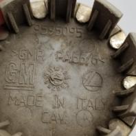 2005-18 Chevy Bolt Cobalt Cruze Sonic Spark Machined Wheel Center Cap P/N: 9595095