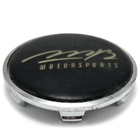 "MB Wheels Aftermarket Black Snap In Wheel Center Hub Cap 2.5"" OD BC-424"