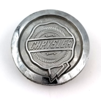 2004-2009 Chrysler Aspen Pacifica Chrome Snap In Wheel Center Cap PN: 52013724AA