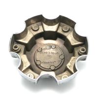 Ultra Wheel Center Cap 6 Lug Chrome Bolt On 89-9865 for 6x135 6x5.5 6x139.7