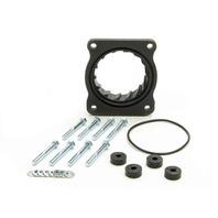 Throttle Body Spacer - Vortice - Gasket / Hardware - Nylon - Black - Ford Modular - Fullsize SUV / Truck 2005-12 - Kit