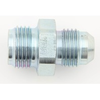 Fitting - Adapter - Straight - 6 AN Male to 1/2-20 in Inverted Flare Male - Steel - Natural - Hardline - Each