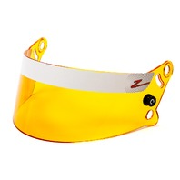 Helmet Shield - Z-20 Series - Amber - Zamp RZ-34 Model Helmets - Each
