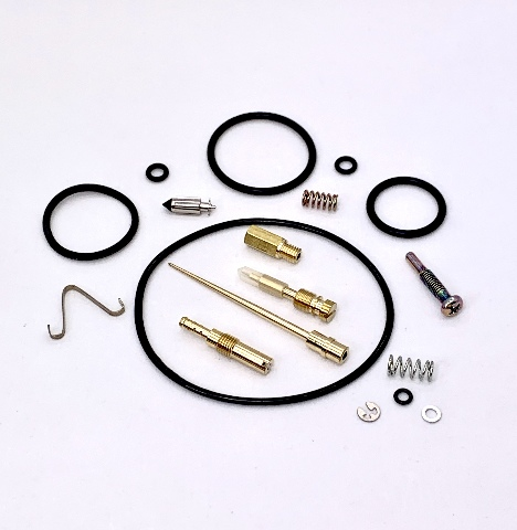 Carburetor Carb Repair Rebuild Kit Honda ATC200S 86-87 K&L 18-65666