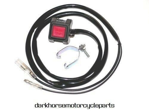 New Kill Switch Yamaha Wr426 Yz426 It465 It490 Yz490 Wr500