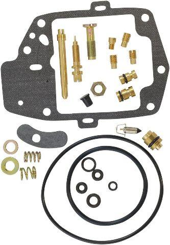 4x Carburetor Rebuild Kits for Honda GL1000 Goldwing 1975 K&L 18-2907V