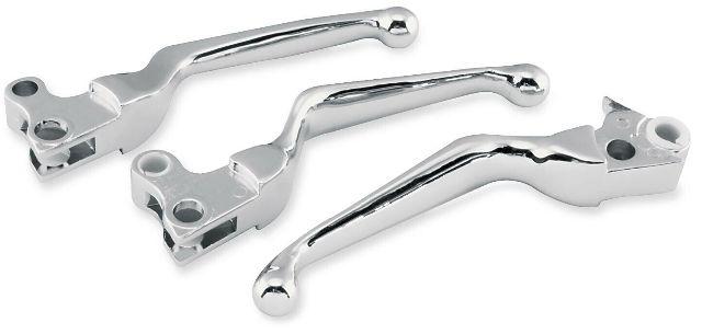 Biker's Choice Chrome Clutch Lever - JY-1665-C