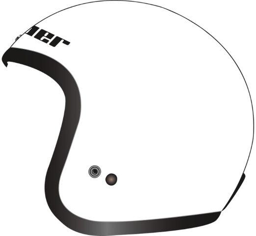 Cyber Helmets U-382 Open Face Helmet - All Colors & Sizes