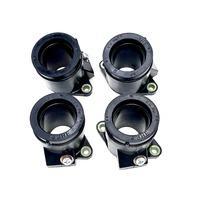Carburetor Carb Intake Manifold Boots Yamaha FZR600R 90-99 K&L 11-4233