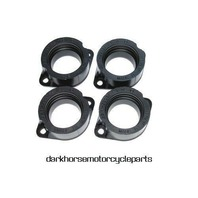 Carburetor Intake Manifold Boots Kawasaki KZ650 KZ700 KZ750 ZX750 #16065-1132