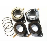 Carburetor Carb Intake Manifold Boots Yamaha XVZ1300 Venture 83-93 K&L 11-6234