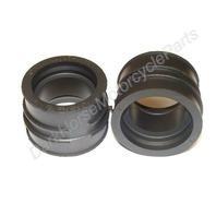 Carburetor Intake Manifold Boots Kawasaki EX500 Ninja 87-09 16065-1130 #11-7332