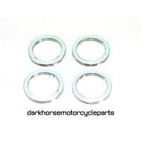 Exhaust Gaskets Honda CBR600 CB650 VF750 CBR900 ST1100 V65 VF1100 #18291-236-000