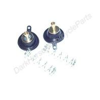 2x Air Cut Off Valves Kit Suzuki VS1400 Boulevard S83 05-09 K&L 18-2888