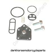 Fuel Petcock Repair Kit for Suzuki DRZ400S DRZ400SM DRZ400SML 00-19 K&L 18-5038V