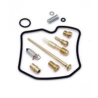 Carburetor Carb Repair Rebuild Kit Kawasaki KLF300 89-93 Bayou K&L 18-65675