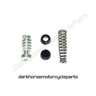 Rear Brake Master Cylinder Repair Rebuild Kit Suzuki VZ1600 Marauder K&L 32-4228