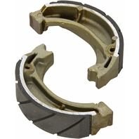 EBC Grooved Brake Shoes - 304G - for Honda Enduro and Dirt Bikes