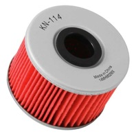 K&N Oil Filter KN-114 for Honda TRX420 TRX500 SX1000