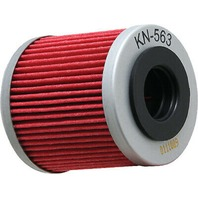 K&N KN-563 Oil Filter Aprilia / Husqvarna - see description for fitment