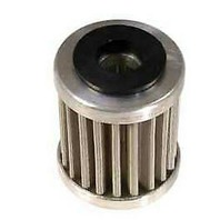 PC Racing Flo Stainless Steel Oil Filters - PC145X