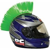 PC Racing Helmet Mohawk - Green - PCHMGREEN
