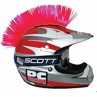 PC Racing Helmet Mohawk - Pink - PCHMPINK