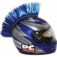 PC Racing Helmet Mohawk - Blue - PCHMBLUE