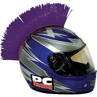 PC Racing Helmet Mohawk - Purple - PCHMPURPLE