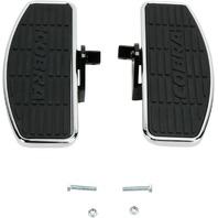 Cobra Boulevard Front Floorboard Kit - 06-1825