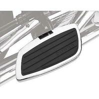 Cobra Swept Passenger Floorboards - Chrome - 06-4621