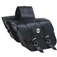 Willie & Max Compact Slant Saddlebags - 58707-00