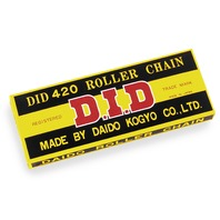 D.I.D. 420 Standard Series Chain All Sizes
