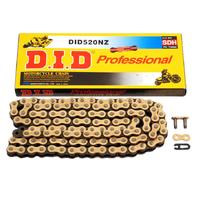 D.I.D. 520 NZ Super Non O-Ring Chain - All Sizes